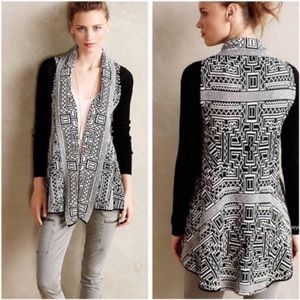 Anthropologie Cardigan Long Sleeve Size Small G449
